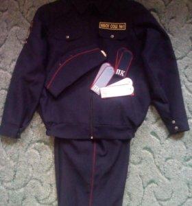 Форма полицейская для подростка