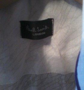 Новая рубашка 2 раза одевалась