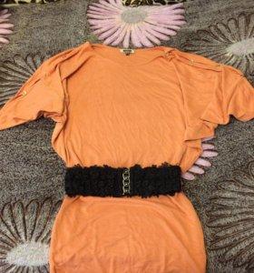 Платье-туника Турция