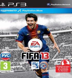 Игра FIFA 13 для PS3