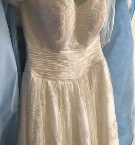 Свалебное платье