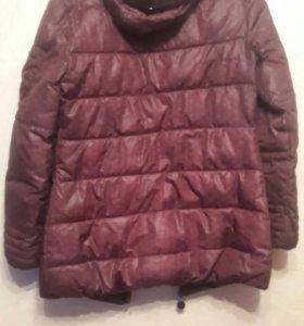 Куртка осенняя р 44-46