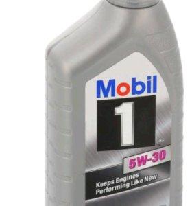 Масло моторное mobil 1 5w30 (мобил 1 5w30), 1 литр