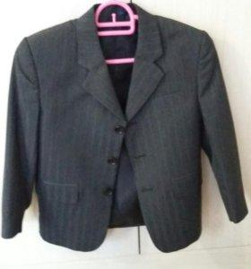 Детский пиджак новый