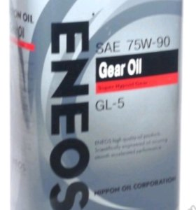 Масло трансмиссионное Eneos Gear Oil GL-5 75w90, 1