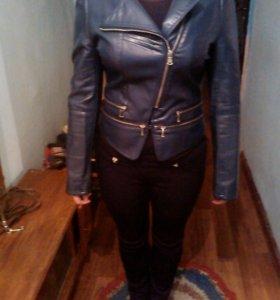 Куртка женская коженная