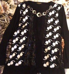 Нарядная блуза / блузка