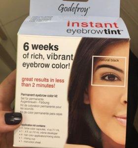 Godefroy eyebrow tint