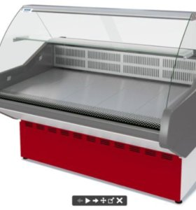 Холодильная витрина НОВА BXC-1,5