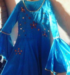 Платье для восточного танца на миниатюрную девушку