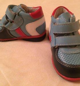 Новая обувь для малышей