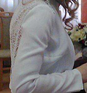 Свадебный жакет