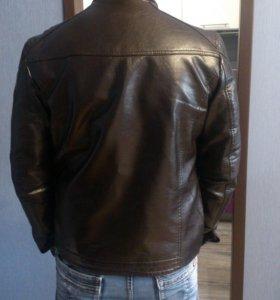 Куртка м. ,экокожа