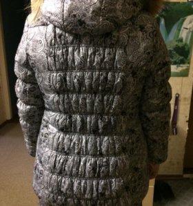 Куртка зимняя , для беременных