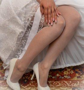 Свадебное платье(рыбка)