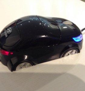 Компьютерная мышь под авто Hyundai
