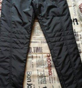 Спортивные зимние брюки Reebok р. 46