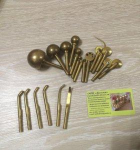 Инструменты для цветоделия