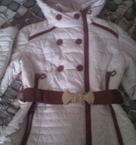 Новая куртка 42-44