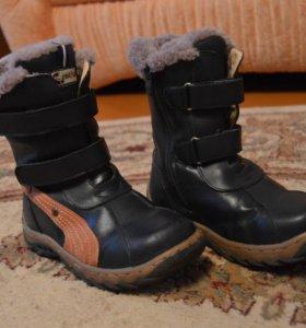 Обувь зимняя и осенняя.