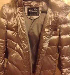 Очень тёплая  женская зимняя куртка