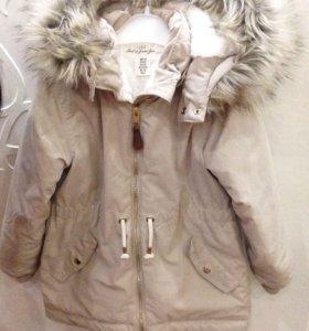 Куртка на девочку 5-ти лет