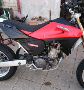 Мотоцикл  Husqvarna sm 610 ei 2007
