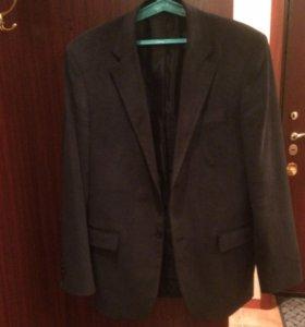 Пиджаки вельветовый и костюмный мужские