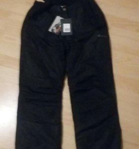 Зимние брюки болоневые/штаны болоневые для девочки