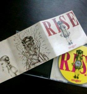 Музыкальный диск Skillet -  Rise