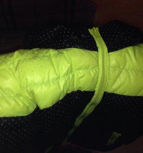 Куртка размер S. Демисезонная