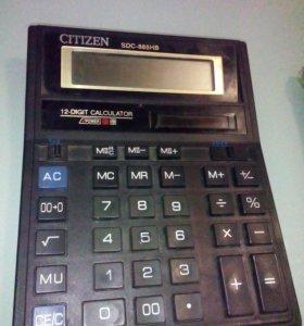 Калькулятор sdc-888HB