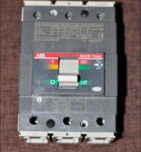 Автоматический выключатель 3ф. 250А Т3N 250