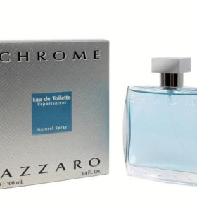 CHROME AZZARO, 100ML, EDT