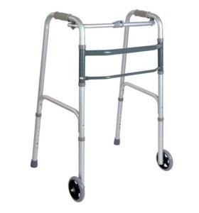 Новые инвалидные ходунки, коляска, стул туалет