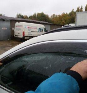 Авто запчасти автобагажники дефлекторы