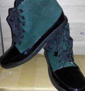 Ботинки Basconi, новые 41