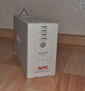 ИБП APC Back-UPS CA 500