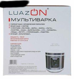 Мультиварка LuazON 5 литр