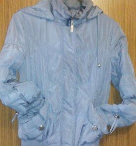 Продается куртка  осень-весна