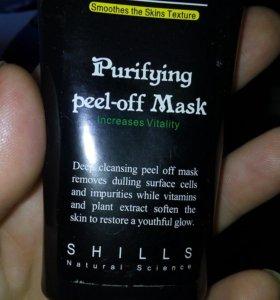 Black Mack маска плёнка от чёрных точек