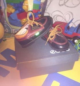 Кларкс ( clarks ) ботинок ( туфли )