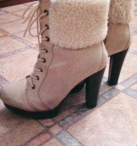 Зимние Ботиночки 36 размер
