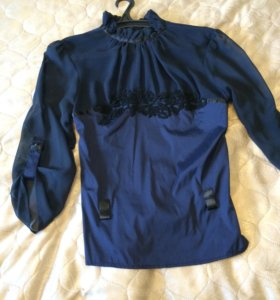 Платье и блузка новые
