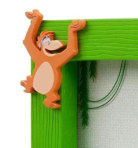 Новая фоторамка книга джунглей