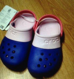 Сабо Crocs р 29-30
