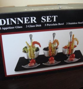 Новые наборы посуды для вечеринок