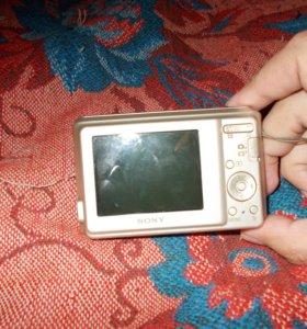 Фотоаппарат компактный