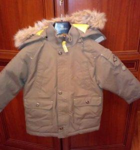 Куртка зима Timberland