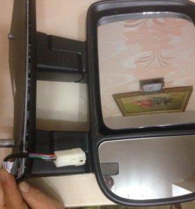 Зеркала для ГАЗель next с электроприводом (новые)